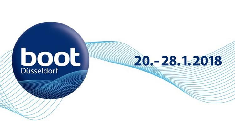 Приглашаем на яхтенную выставку BOOT 2018 в Дюссельдорфе с 20 - 28.01.2018