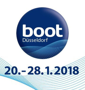 Приглашаем на яхтенную выставку BOOT 2018 в Дюссельдорфе с 20 — 28.01.2018